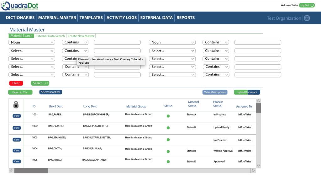 Enterprise Resource Planing Software
